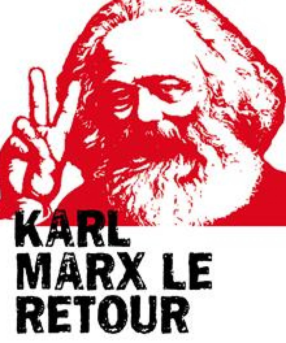 MARX LE RETOUR